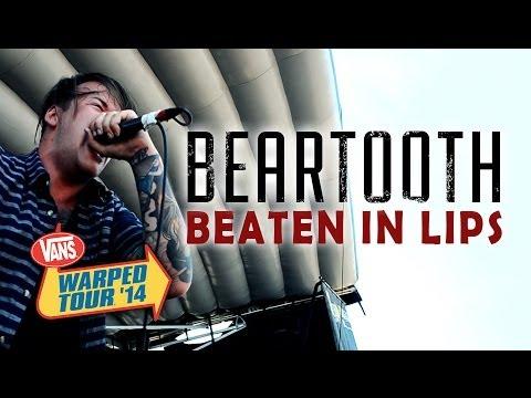 "Beartooth - ""Beaten In Lips"" LIVE! Vans Warped Tour (Sacramento,CA)"