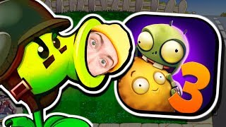 Plants Vs. Zombies 3 BREAKS ME... (iOS Gameplay)