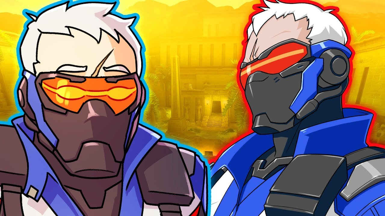 1df732f40 10 Different Types of Soldier: 76 Mains - YouTube