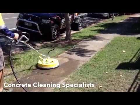 Jet Works High Pressure Cleaning Brisbane