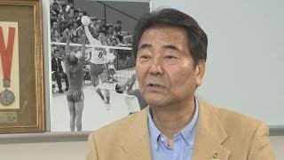 一人時間差で世界の頂点に バレーボール、森田淳悟さん