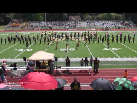 Whitehaven High School Marching Band - Field Show - 2016