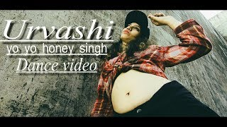 Urvashi | Yo yo Honey Singh | Dance video | Choreography Scientist abhi