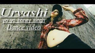 Urvashi | Yo yo Honey Singh | Dance video | Choreography Scientist abhi