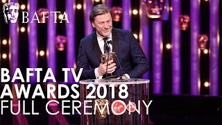 Watch the BAFTA Television Awards 2018 💫
