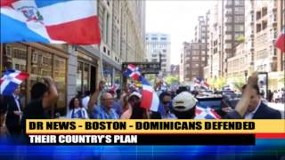 Dominican defended their country's plan