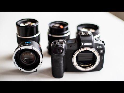 Canon Goes Medium Format - EOS R + Kipon Baveyes MF Focal Reducer Review