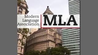 [SEE UPDATED VERSIONS ON VIMEO] What Is the MLA International Bibliography? thumbnail