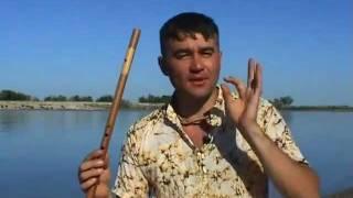 Обучение игре на этно флейте от Дайасары.1 урок ,1 часть.
