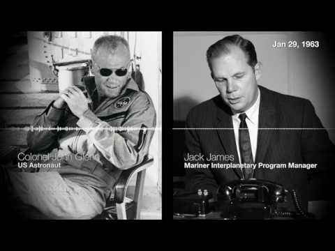 Early 1960's NASA Audio Recordings Found and Digitized | Video