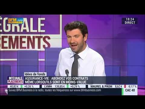 BFM BUSINESS TV : LES SUBTILITÉS FISCALES DE L'ASSURANCE-VIE