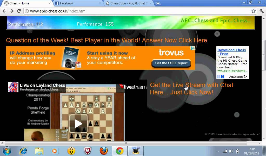 Free chess for android free download and software reviews cnet.