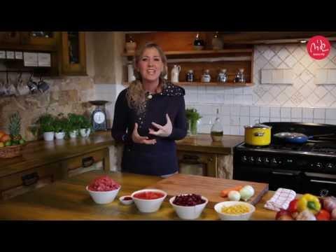 Basia Ritz i jej przepis na Chili con carne