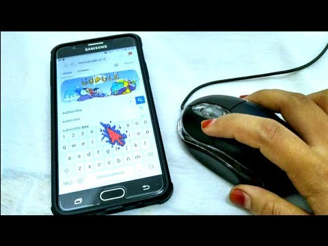 cara-menggunakan-mouse-pada-android