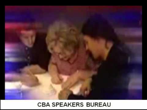 JOHN NABER - CBA SPEAKERS BUREAU