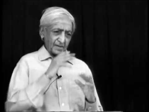What do you mean by brain, mind and consciousness? | J. Krishnamurti