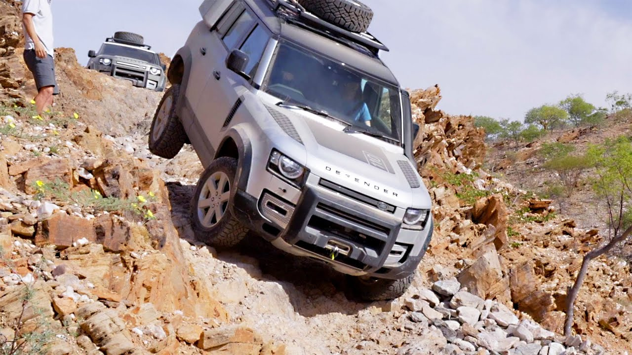 Land Rover Defender (2021) Off-Road Review - Ready to ...