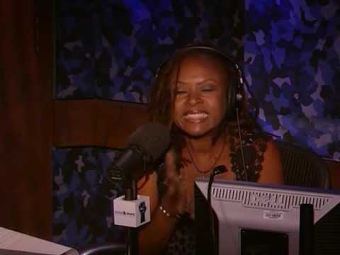Robin Quivers' disgusting feet