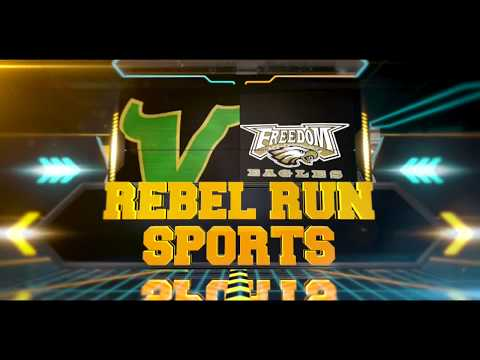 Woodbridge vs Freedom (Football 2017) Week 8