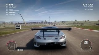 GRID 2 Multiplayer Test Drive Exclusive