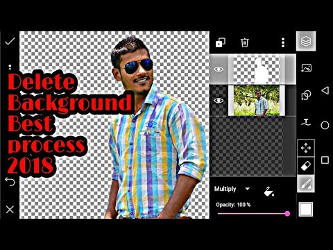 How To Remove Background Picsart Tutorial Delete Background Change ...