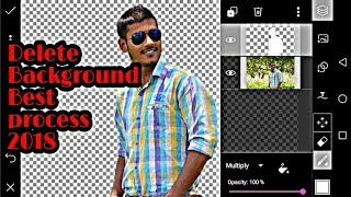 Best and Easiest way to remove photo background in picsart-How to remove background in picsart