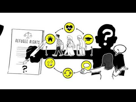 Human Rights: The Rights of Refugees | AmnestyInternationalX on edX | Course About Video