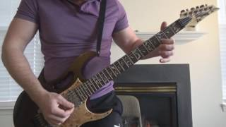 Tasty Licks and Assorted Guitar Tricks with Blaine 'Shred Master General' Kaltman:  Phrygian mode