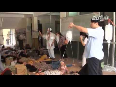 VTC14_Hơn 730 Công Nhân Thanh Hoá Bị Nghi Nhiễm độc Thần Kinh