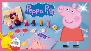 Pochette surprise Peppa Pig pour les enfants - Touni Toys