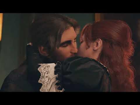 30 Most Romantic Videogame Kisses