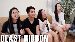 Beast (비스트)- Ribbon (Reaction Mp3)