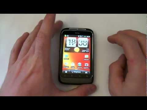 Test du HTC Wildfire S - par Test-Mobile.fr