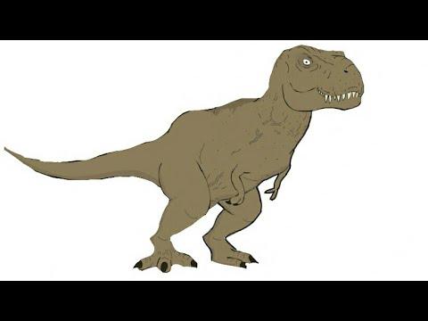 LHUGUENY'S  Tiranosaurio Rex (DJ Rex) Tiempo En Pantalla