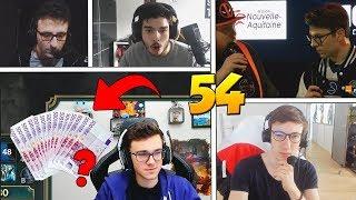 GobGG Dévoile son Salaire | Grodka le Gros Baiseur ? - Best of LoL Stream FR #54