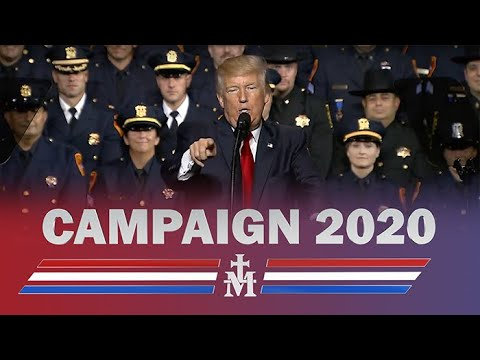 Catholic — Campaign 2020 — Law and Order