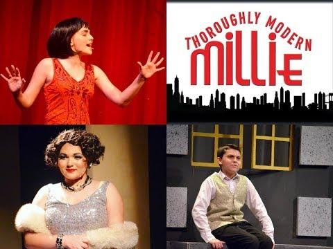 "PERI, RUBY & JACOB HARRIS in ""Thoroughly Modern Millie"""