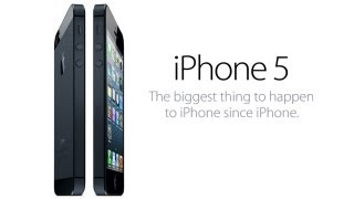 Official iPhone 5 Trailer thumbnail