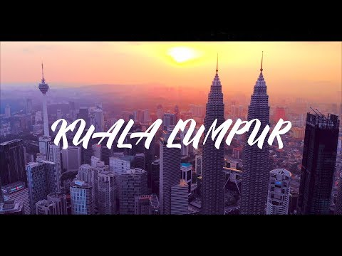 [4K] Cinematic Drone Shots - KUALA LUMPUR FROM A DIFFERENT PERSPECTIVE