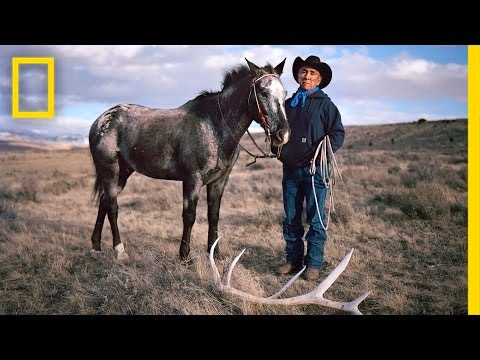 Erika Larsen: People of the Horse | Nat Geo Live