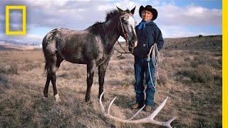 Erika Larsen: People of the Horse | Nat Geo Live