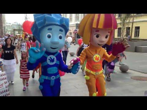 Фиксики танец Помогатор видео ::