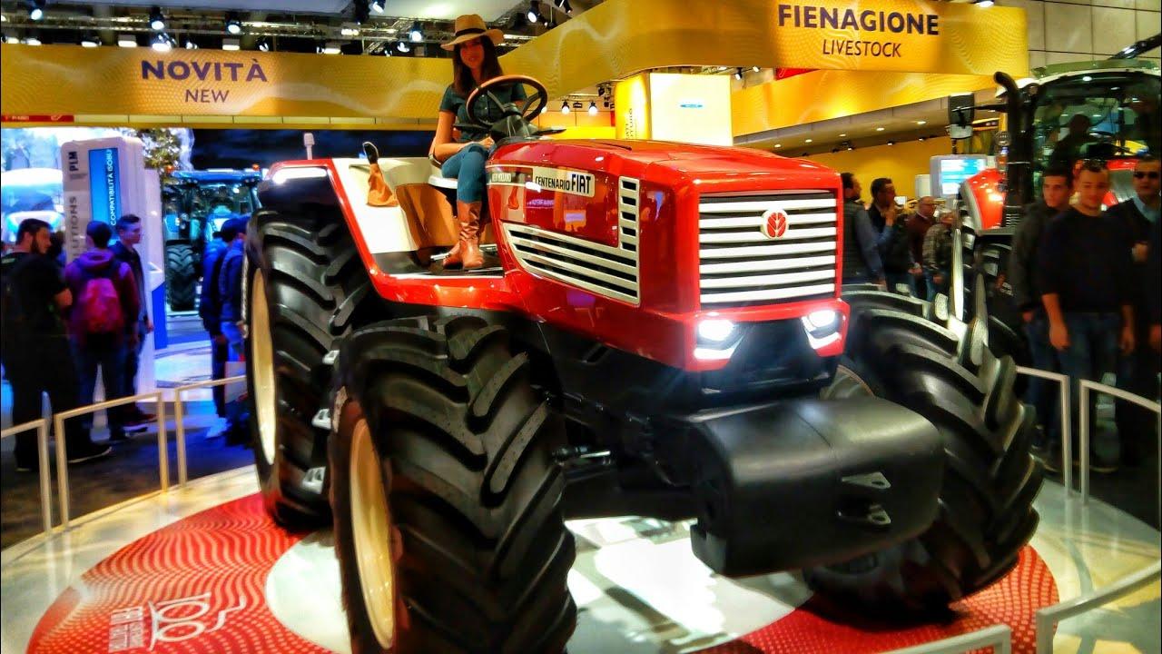 Eima Fiat New Holland Centenario Most Important
