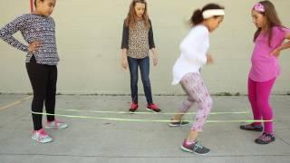 Jeux avec élastique