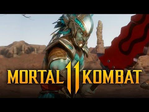 MORTAL KOMBAT 11 - 2 New Reveals This Week w/ Kombat Kast, Beta Getting MORE Characters & MORE! thumbnail