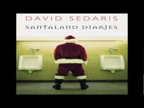 SantaLand Diaries: David Sedaris