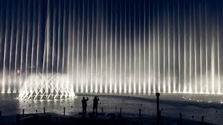 Spectacular fountain shows return to China