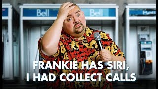 Throwback Thursday: Frankie Has Siri, I Had Collect Calls | Gabriel Iglesias