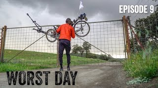 THE WORST DAY! - London2Africa Episode 9
