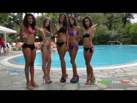 Miss Reginetta d'Italia Veneto 2016 Casting Straordinario a Villa Italia-Padova
